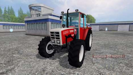 Steyr 8080A Turbo SK1 pour Farming Simulator 2015