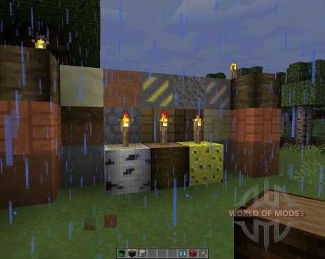 SleepyPack [16x][1.7.2] pour Minecraft