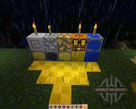 Gazer [16x][1.7.2] für Minecraft
