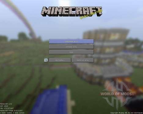 Holy Cube [16x][1.7.2] für Minecraft