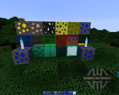 Nightcraft [32х][1.8.1] für Minecraft