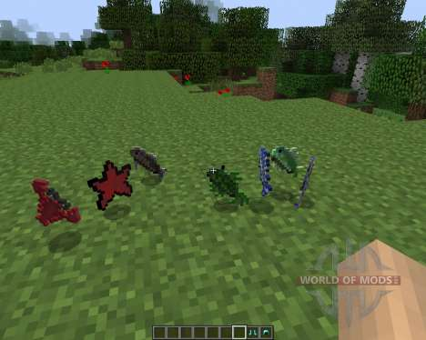 Fantastic Fish [1.7.2] pour Minecraft
