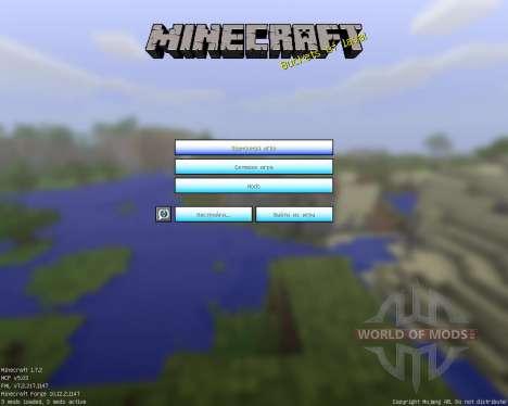 Diamond PvP Pack [16x][1.7.2] für Minecraft
