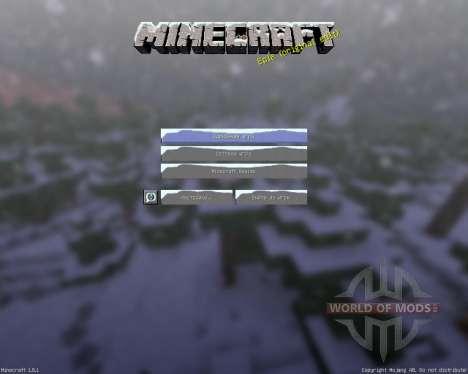 Christmas Texturepack [64x][1.8.1] für Minecraft