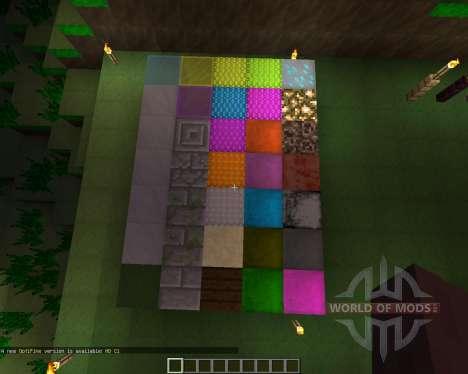 Hexacraft [128x][1.7.10] pour Minecraft