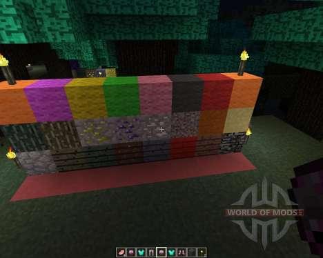 Aether Texture Pack [16х][1.8.1] für Minecraft
