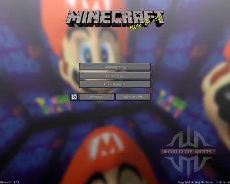 Super Mario [32х][1.8.1] pour Minecraft