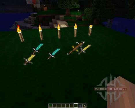 Pvp pack [16x][1.7.2] pour Minecraft