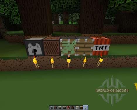 SimplistiCity [16х][1.8.1] pour Minecraft