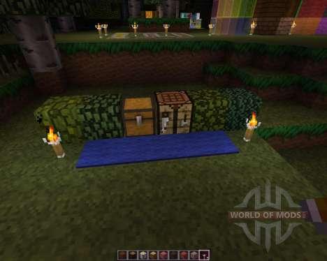 Mauzi Realistic [64x][1.7.2] pour Minecraft