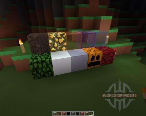 PixelPack by Cichyy [16x][1.7.2] für Minecraft
