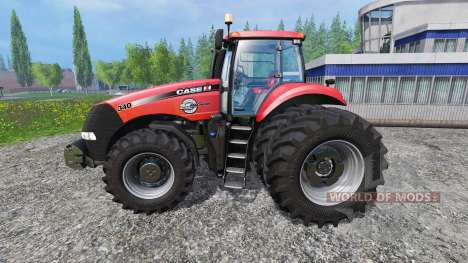 Case IH Magnum CVX 340 v1.0.3 [pack] pour Farming Simulator 2015