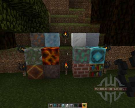 Knights Of Argonia [16x][1.7.2] pour Minecraft