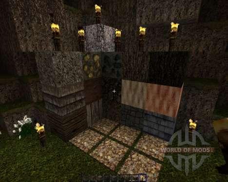 Gothic [64x][1.7.2] pour Minecraft