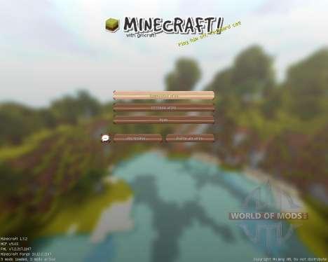 GoodMorning Craft [32x][1.7.2] für Minecraft