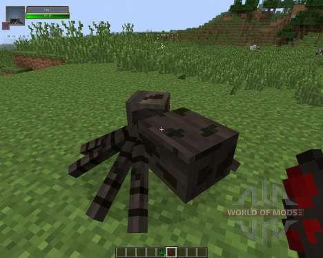 Damage Indicators [1.7.2] pour Minecraft