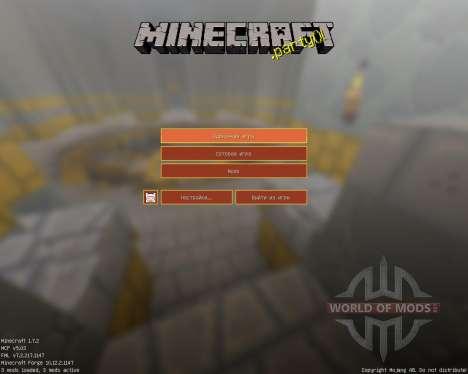 Adventure Time Craft [32x][1.7.2] für Minecraft