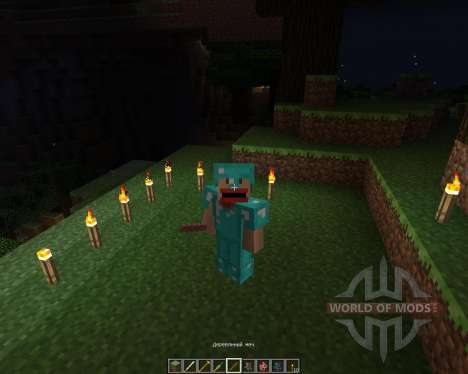 Keening and Assorted Swords Pack [64x][1.7.2] pour Minecraft