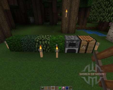 DTI pack [32x][1.7.2] für Minecraft