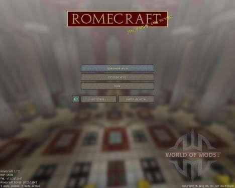 MineRP Server TexturePack [16x][1.7.2] pour Minecraft