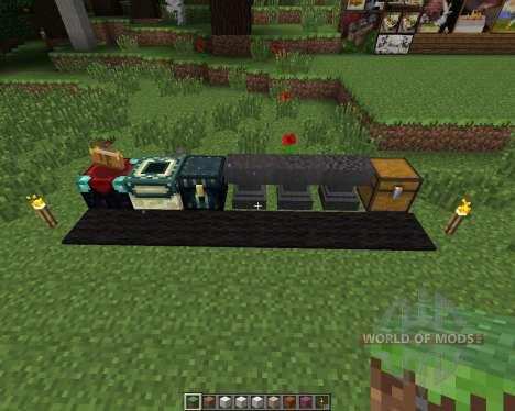 Robinrakos [16x][1.7.2] für Minecraft