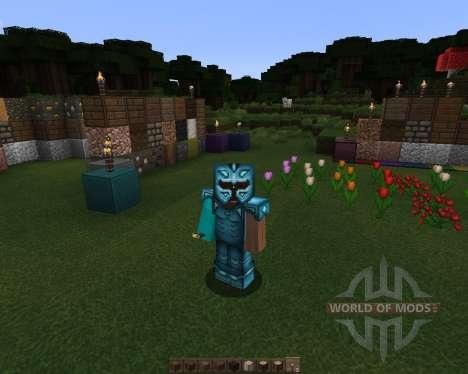 OzoCraft [32x][1.8.1] pour Minecraft