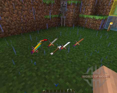 COLORPACK [16x][1.7.2] pour Minecraft