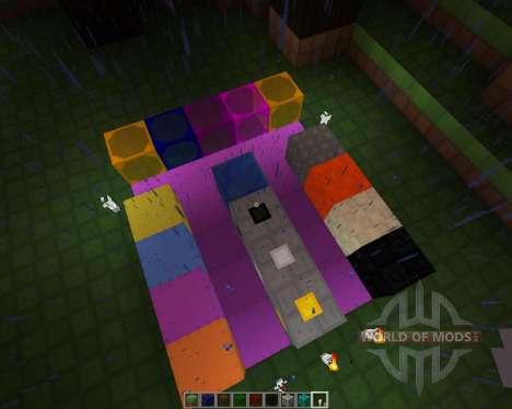 CubeBlocks [16x][1.7.2] pour Minecraft
