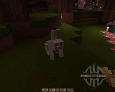 Pissenlit [16х][1.8.1] pour Minecraft