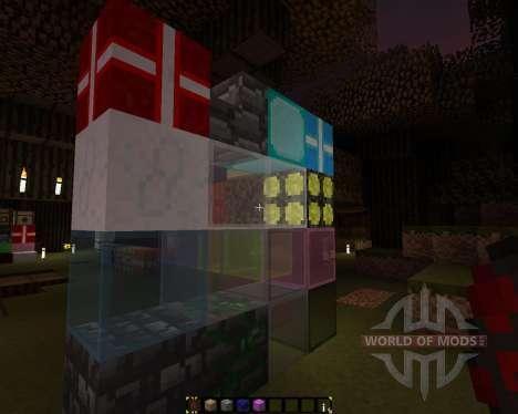 Gesäß-Urlaub [16х][1.8.1] für Minecraft