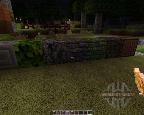 JustPix [128x][1.7.2] pour Minecraft