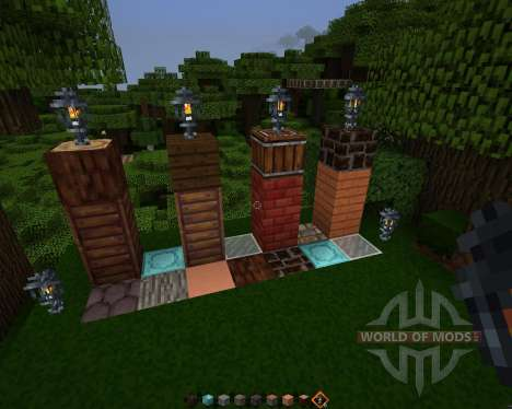 The Voxel Box Palceon [16x][1.8.1] pour Minecraft