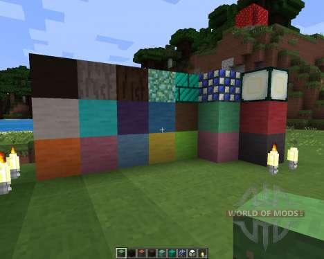 OTB Modern Textures [16x][1.8.1] für Minecraft