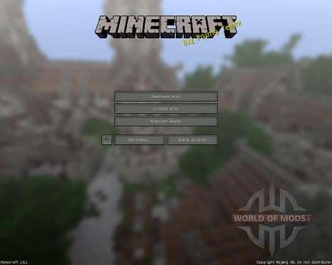 SilverMines [32x][1.8.1] pour Minecraft