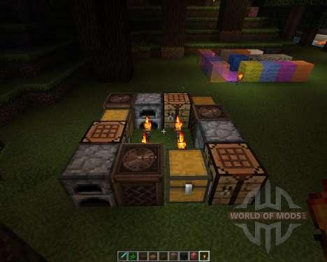 Werian [64x][1.7.2] pour Minecraft