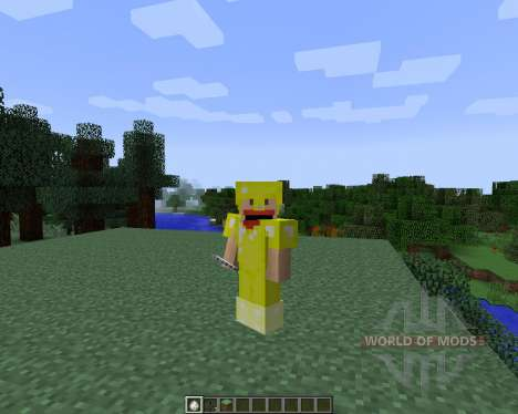 Colorful Armor [1.7.2] pour Minecraft