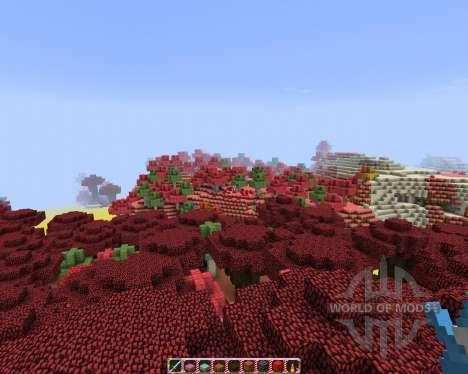SugarPack [32x][1.7.2] für Minecraft