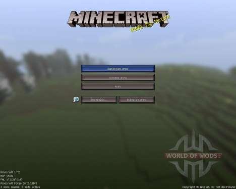 Anonyma V1.0 [16x][1.7.2] pour Minecraft