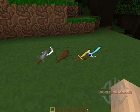 Doomblah [16x][1.7.2] pour Minecraft