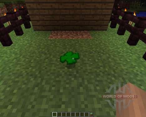 Magic Clover [1.6.2] für Minecraft