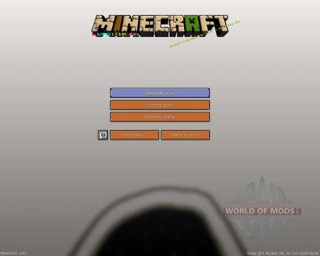 LIIEs resourcePack [64х][1.8.1] für Minecraft