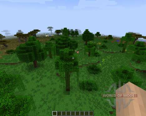 New Dawn [1.7.2] für Minecraft