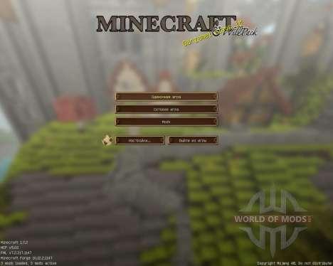 Will Pack [64x][1.7.2] für Minecraft