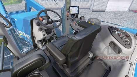 New Holland T8.320 [loader] pour Farming Simulator 2015