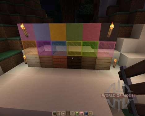 Vorticitys [32x][1.7.2] pour Minecraft