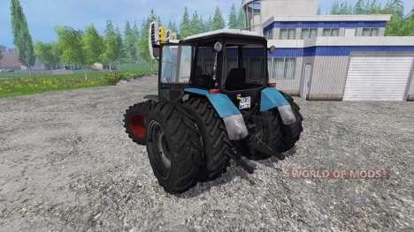 MTZ-1221.2 v3.0 für Farming Simulator 2015