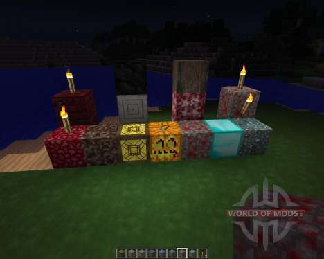 FeatherNoble Enchanted Pack [32x][1.7.2] pour Minecraft