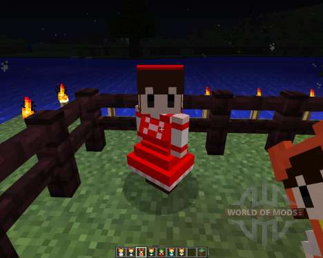 Touhou Alices Doll [1.6.2] pour Minecraft