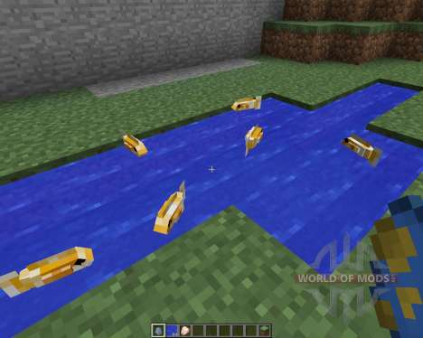 Koi Fish [1.7.2] für Minecraft