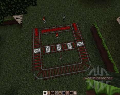 Wolfhound Dungeon [64x][1.7.2] für Minecraft